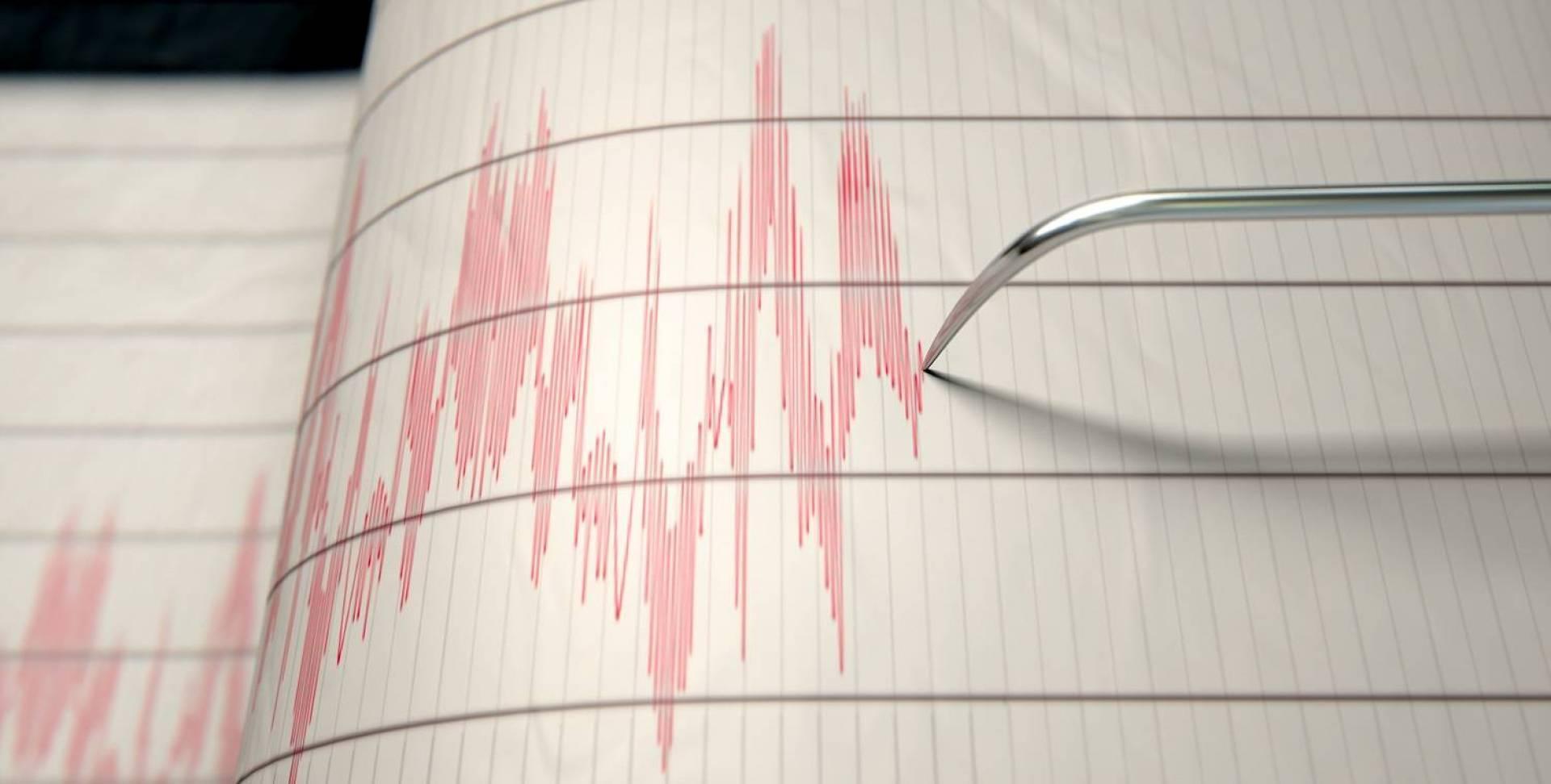 البحوث الفلكية: زلزال شمال الإسكندرية بقوة 3.5 ريختر 1