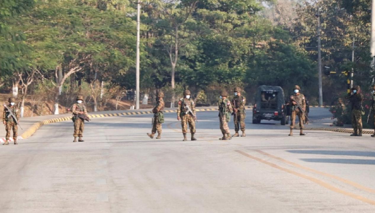 انقلاب ميانمار  واشنطن تهدد قادة الجيش بالعقوبات