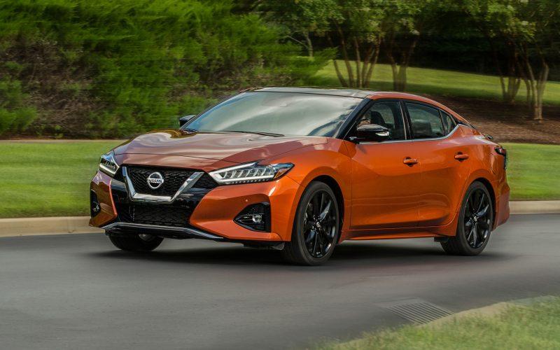مواصفات ومحركات سيارة نيسان ماكسيما 2020 Nissan Maxima