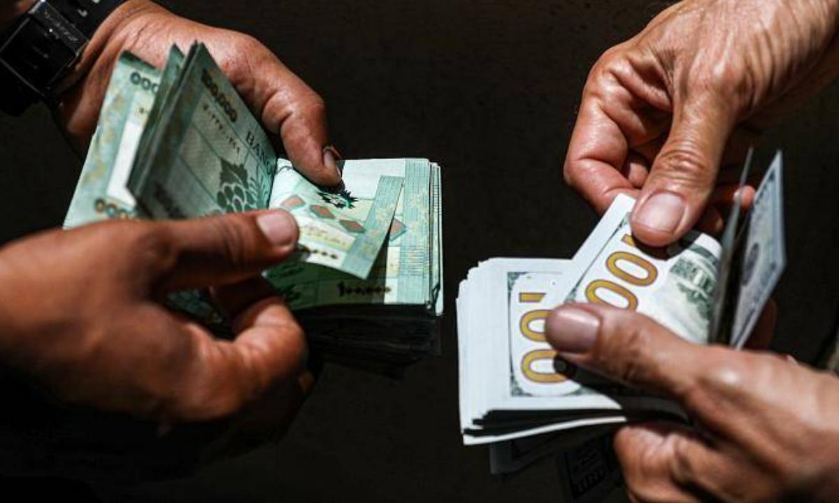 سعر الدولار اليوم في لبنان سوق سوداء الثلاثاء 9-2-2021