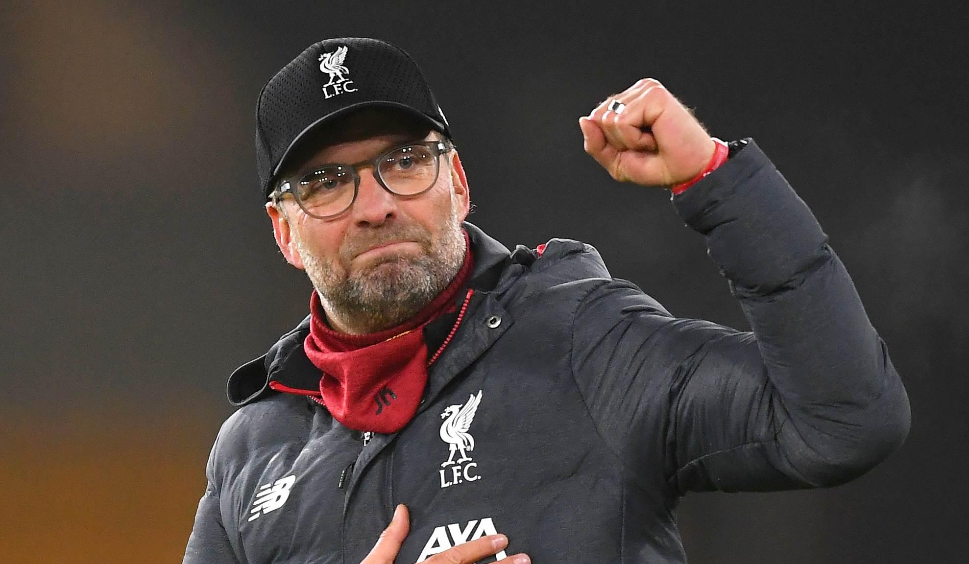 تقارير.. ترشيح 4 مدربين لخلافة كلوب في ليفربول