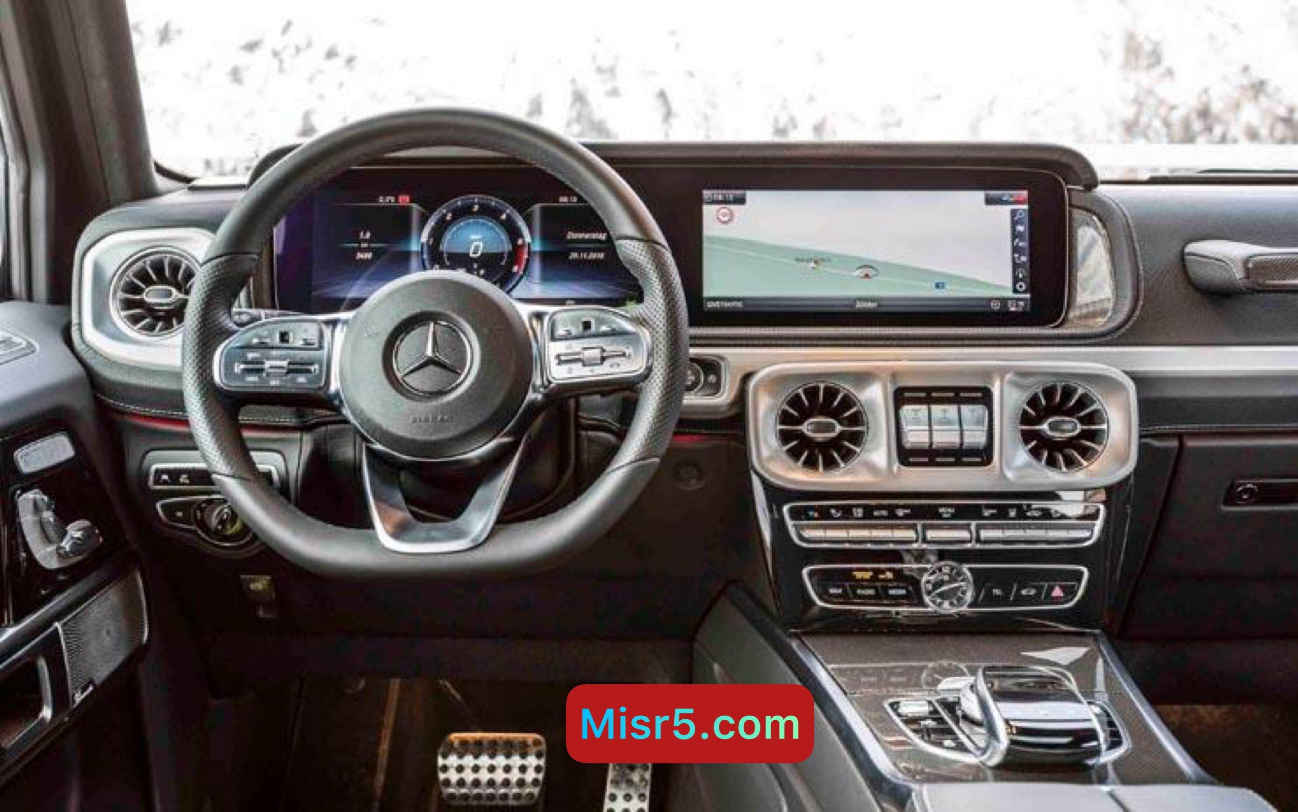 بالصور | مرسيدس جي كلاس G- class الجديدة 3.5 مليون جنيه مصرى 1