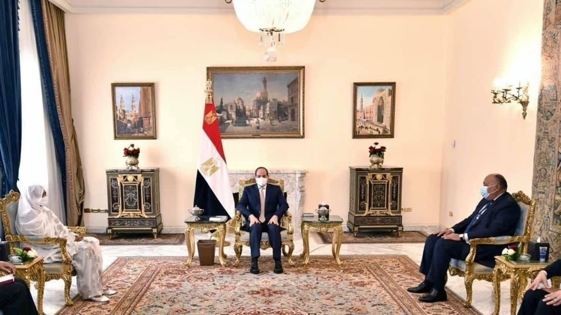 مصر والسودان توقعان اتفاقية للتعاون العسكري.. وزيارة مرتقبة للرئيس المصري للخرطوم