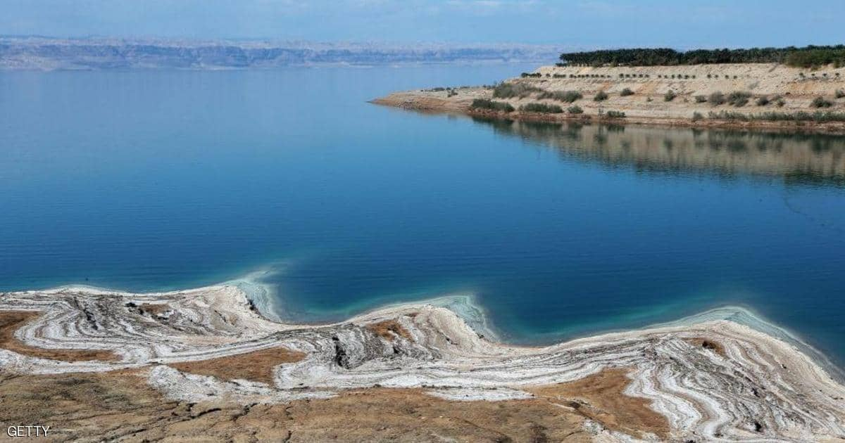 البحر الميت الأردن