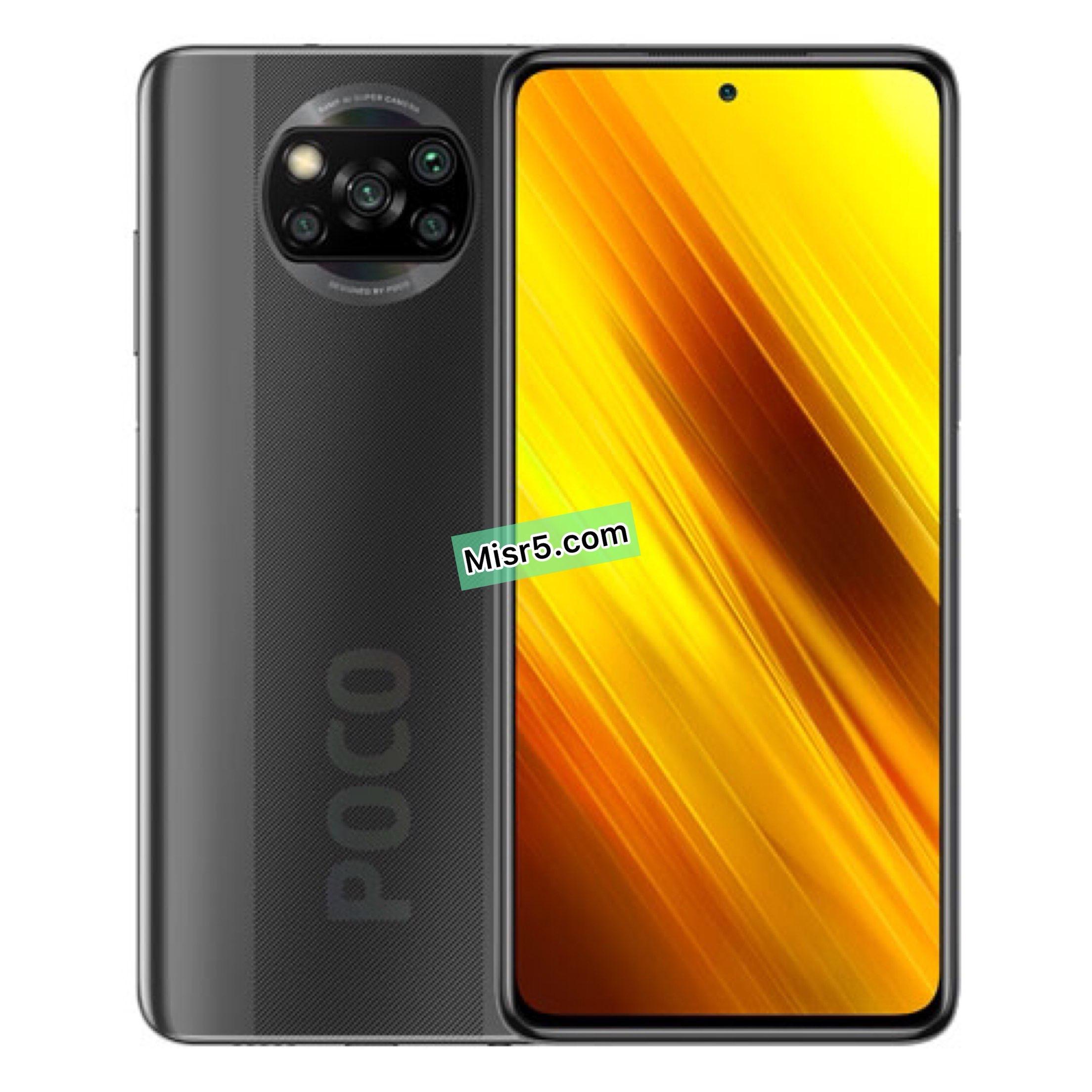 مواصفات وسعر هاتف شاومي Poco X3 pro المنتظر 2021