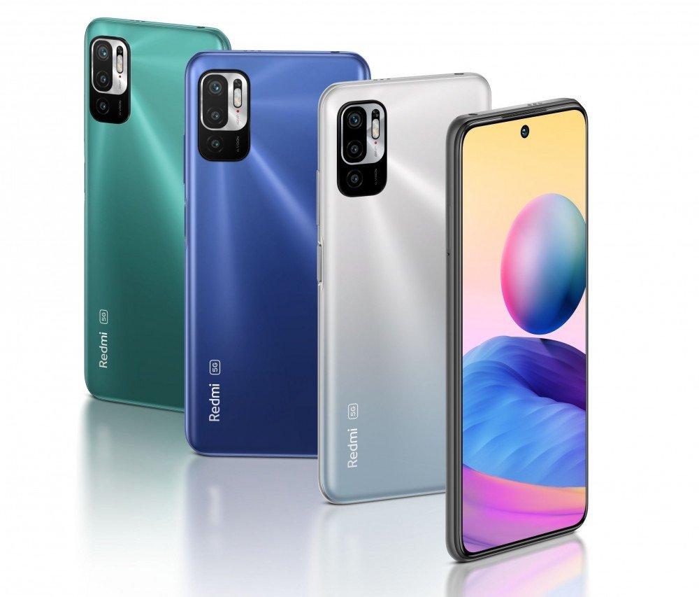 جديد شاومي تطرح هواتف redmi note 10 - تعرف الآن على كافة التفاصيل للهاتف الجديد 1