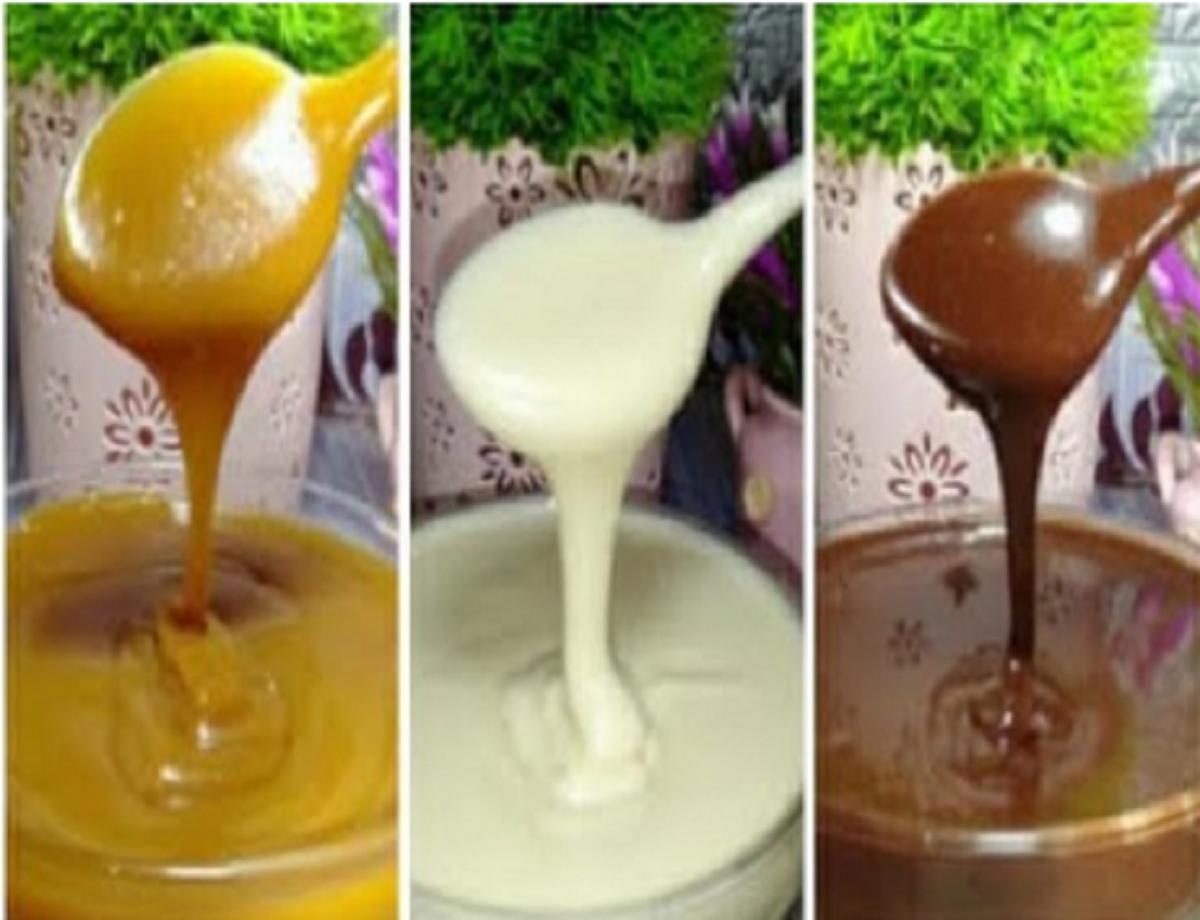 طريقة عمل صوص الحلويات بعدة طرق مختلفة تتناسب مع جميع الأذواق
