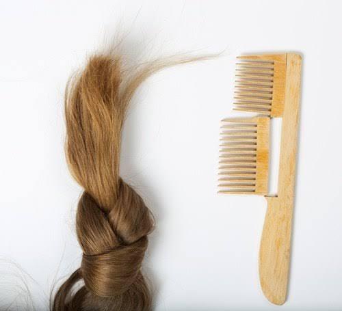 تساقط الشعر أسبابه وعلاجه