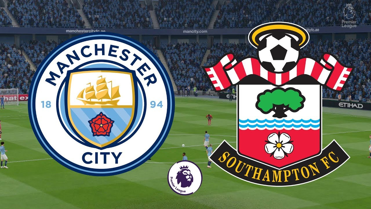 موعد مباراة مانشستر سيتي القادمة مع ساوثهامبتون في الدوري الإنجليزي