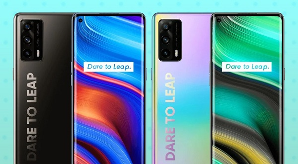 ألوان هاتف Realme X7 Pro Ultra