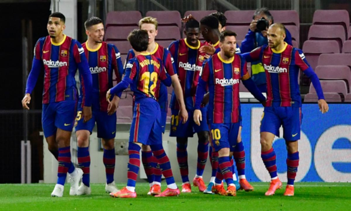 كأس ملك إسبانيا 2021: موعد مباراة برشلونة وأتلتيك بيلباو والقنوات الناقلة لها