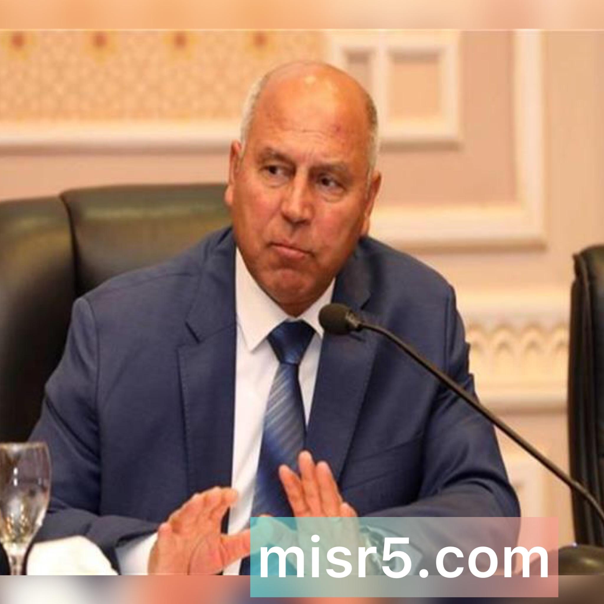 وزير النقل يصدر قرارات جديدة بخصوص سكك حديد مصر