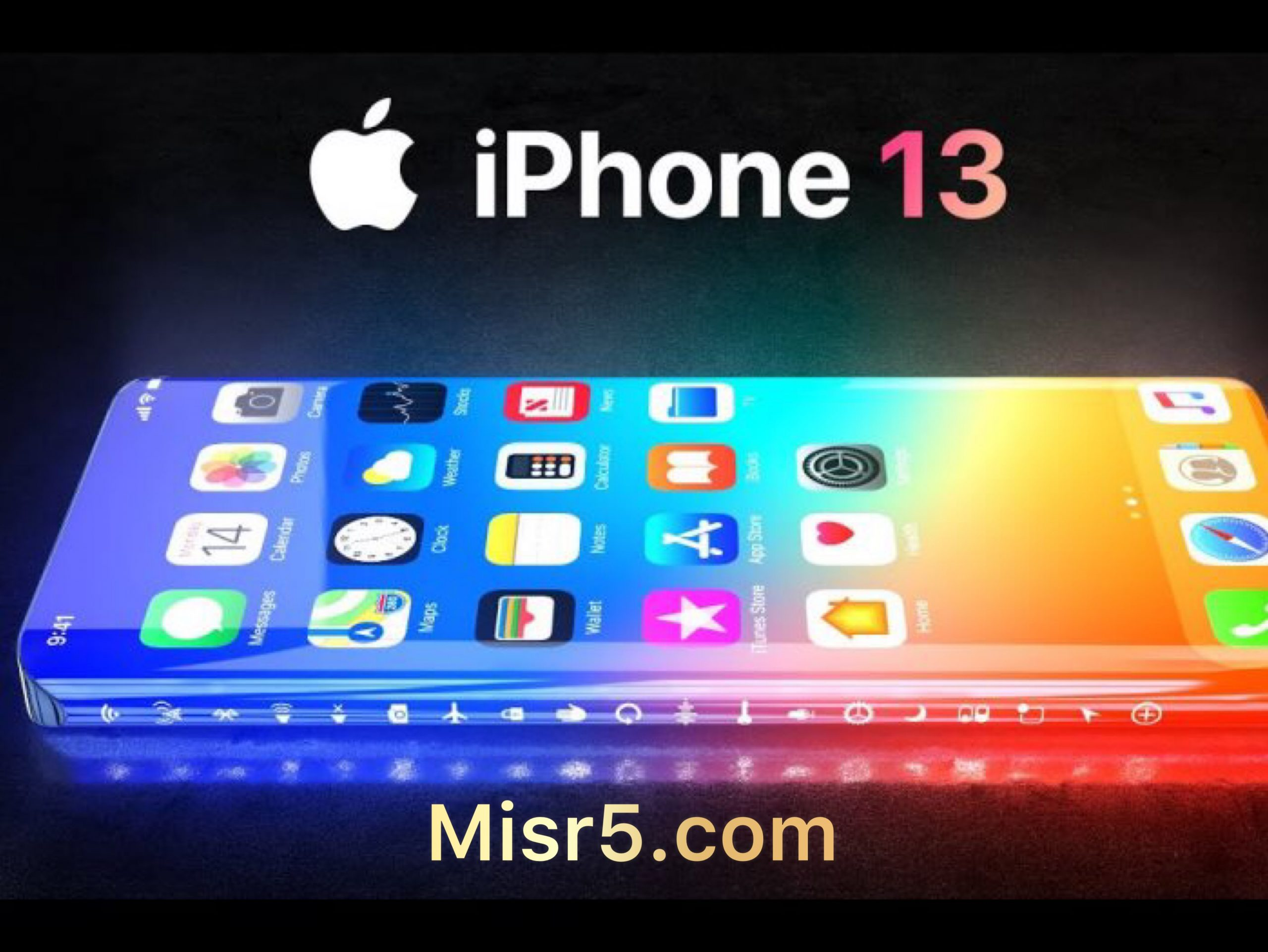 ننشر التصميم المتوقع لـ آيفون 13 وفق ما أعلنه موقع Macotakara
