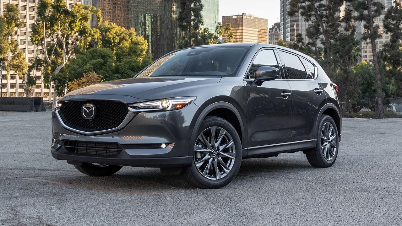 Mazda CX5 2021
