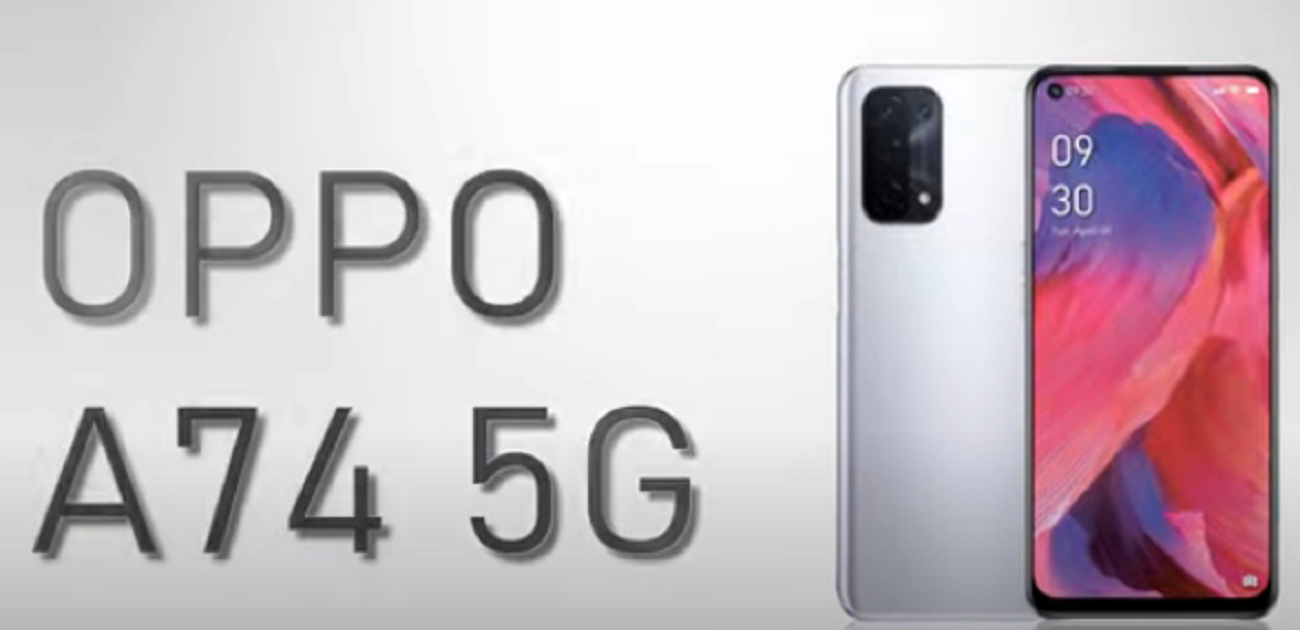 مواصفات وسعر هاتف Oppo A74 5G الجديد 2