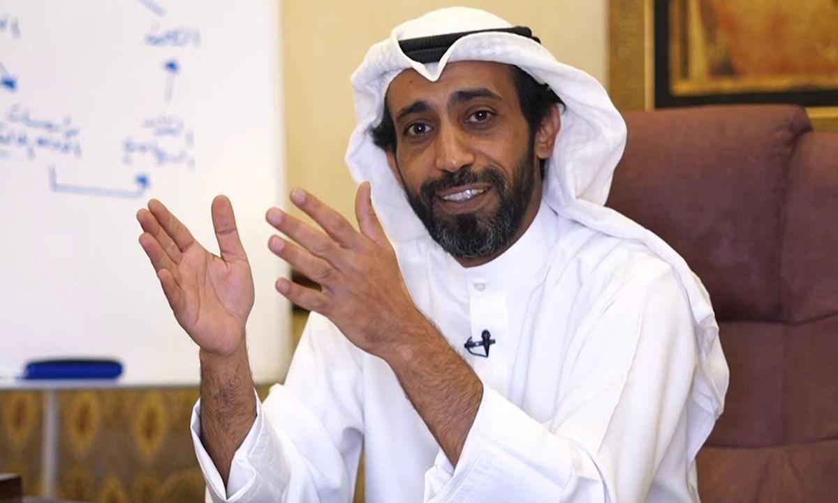 الناشط السياسي الكويتي الدكتور عبيد الوسمي يخوض الانتخابات التكميلية في الدائرة الخامس