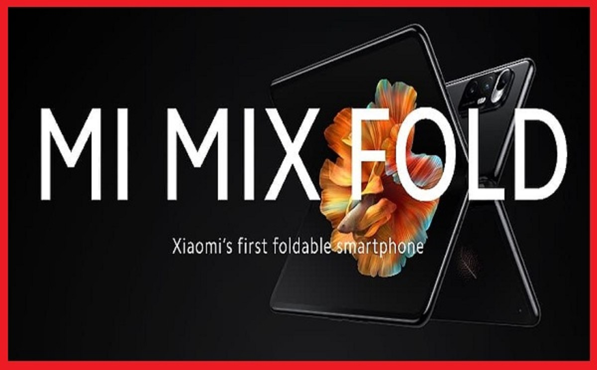 مواصفات وسعر هاتف مي القابل للطي Mi Mix Fold