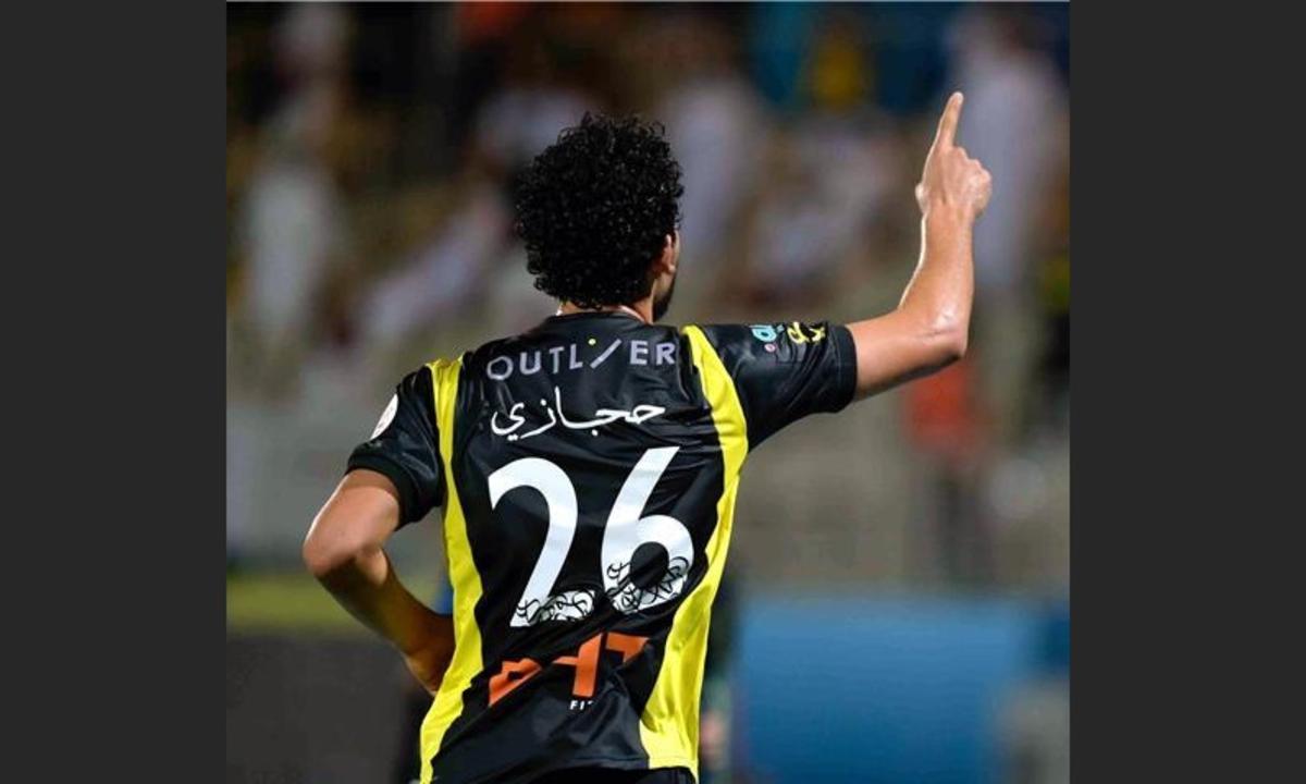 أحمد حجازي يقودالاتحاد السعودي إلى دوري أبطال آسيا 2022