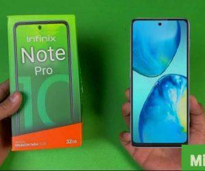 سعر Infinix Note 10 Pro