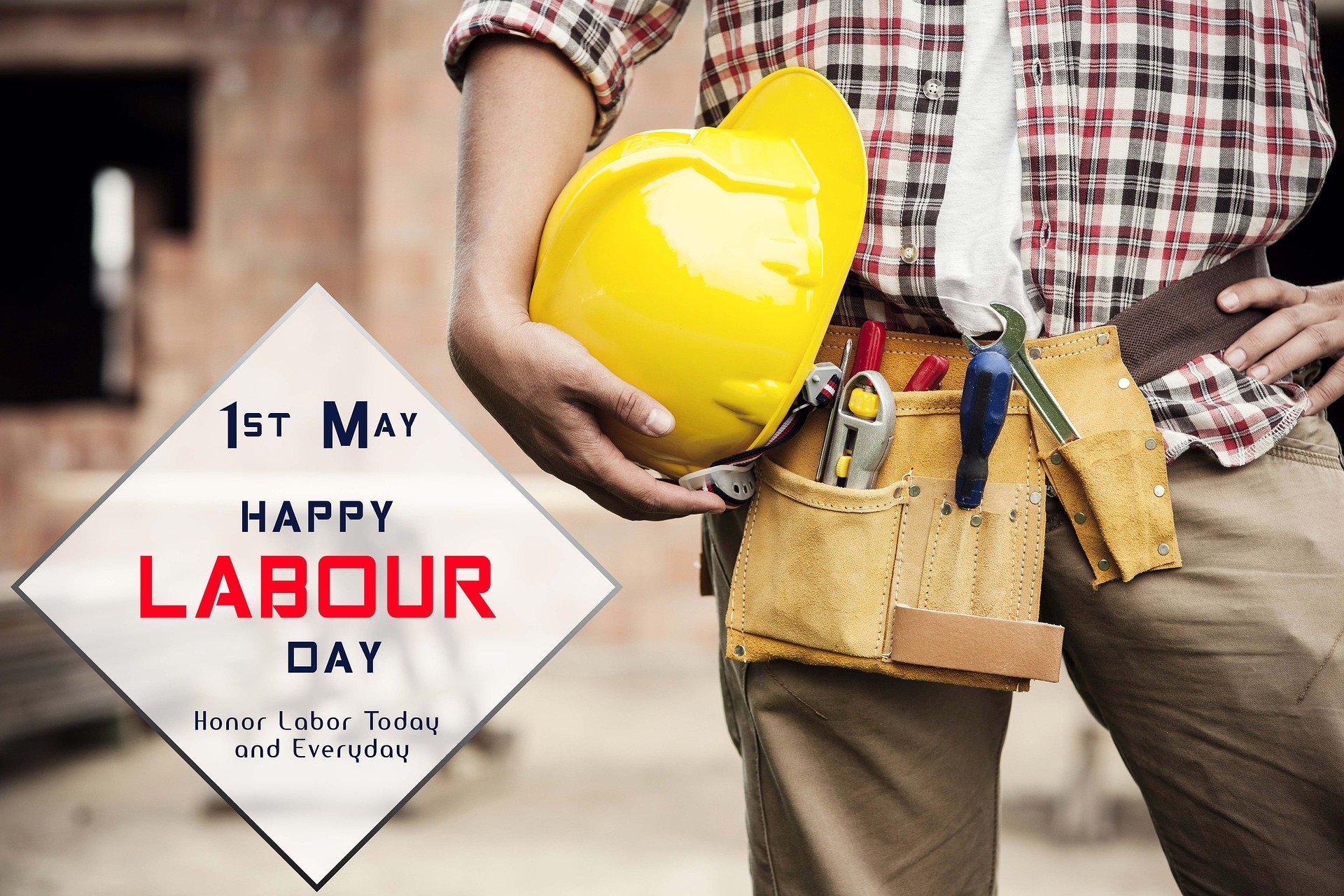عيد العمال العالمي يوم من أهمّ أيام السنة و عيد من أهمّ الأعياد التي يحتفل بها العالم