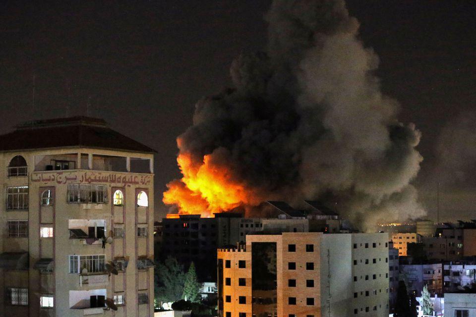 أمريكا ترسل مبعوثا مع تصاعد الهجمات الإسرائيلية على غزة 3