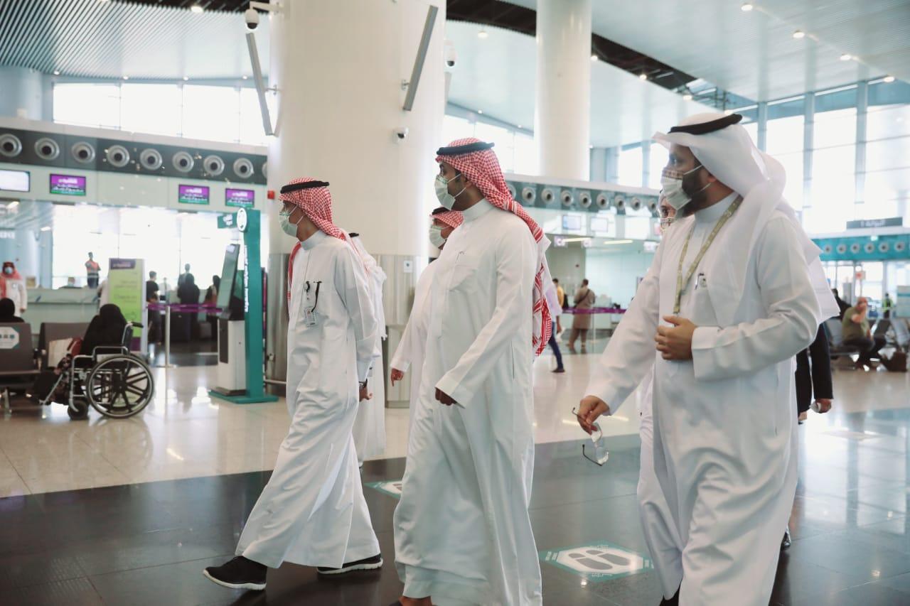 فتح الطيران السعودي الدولي 2021
