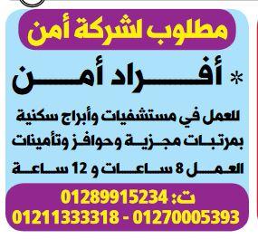 وظائف الوسيط اليوم 31/5/2021 نسخة الاسكندرية 4