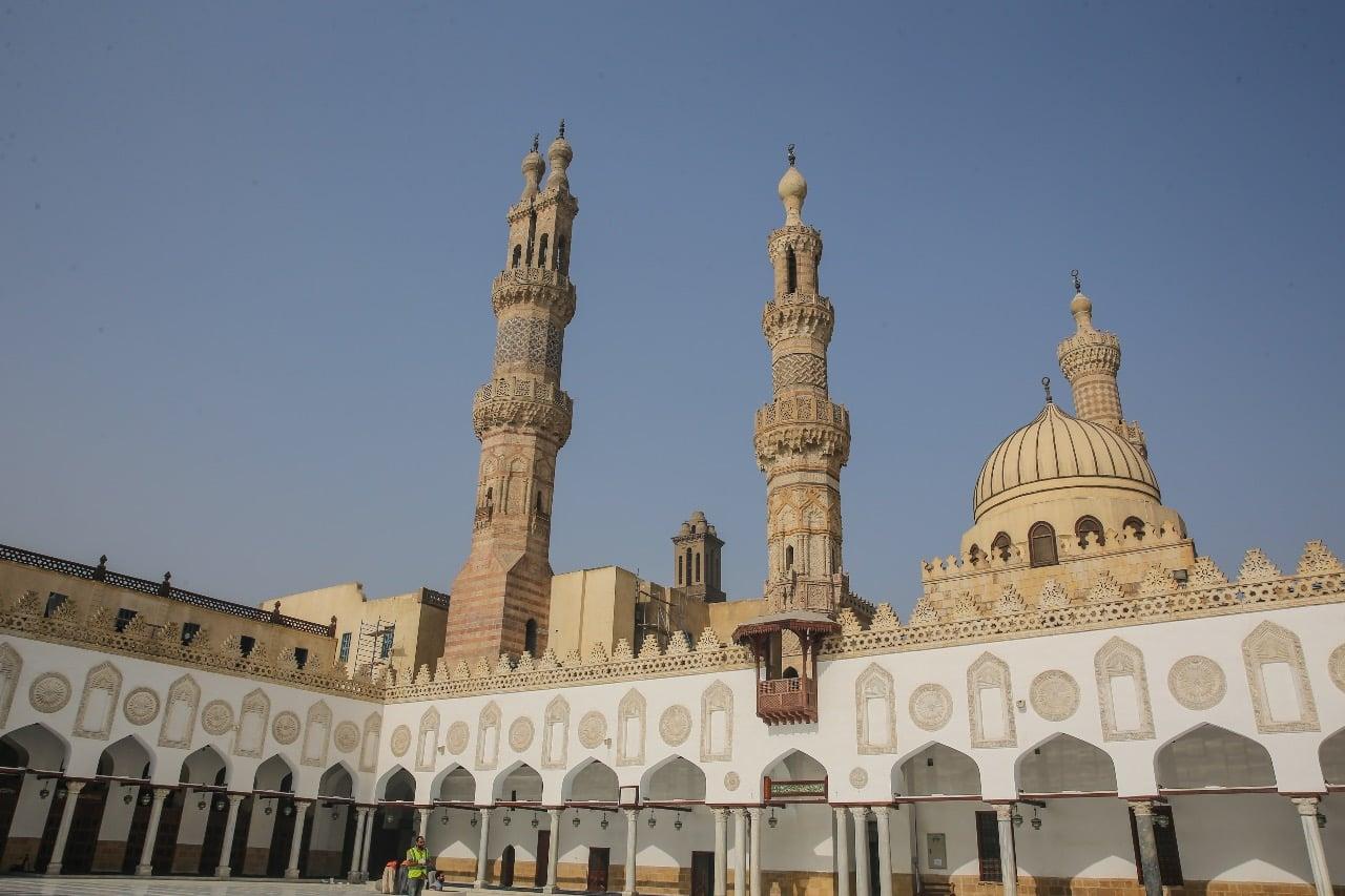 متى بني الجامع الأزهر في مصر.. سؤال الحلقة الـ20 من مسابقة مهيب ورزان في رمضان 2021 3