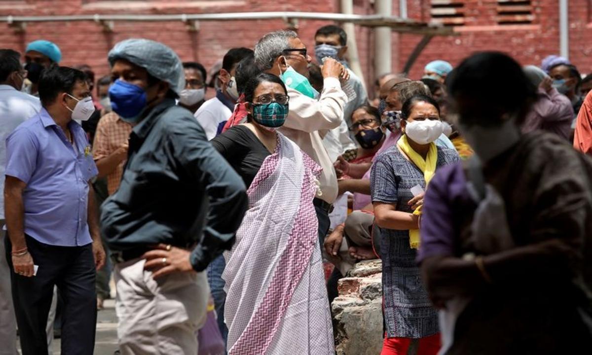 الفطر الأسود.. المرض الذي يهدد حياة مرضى كورونا في الهند