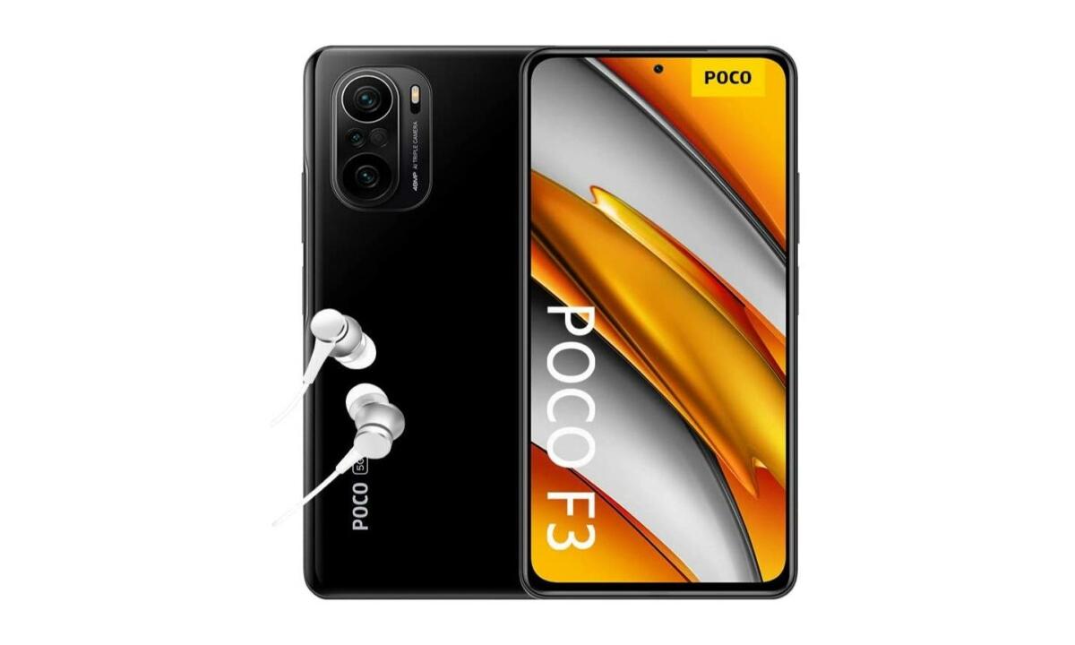 سعر هاتف Poco F3 في مصر و مواصفاته و عيوبه