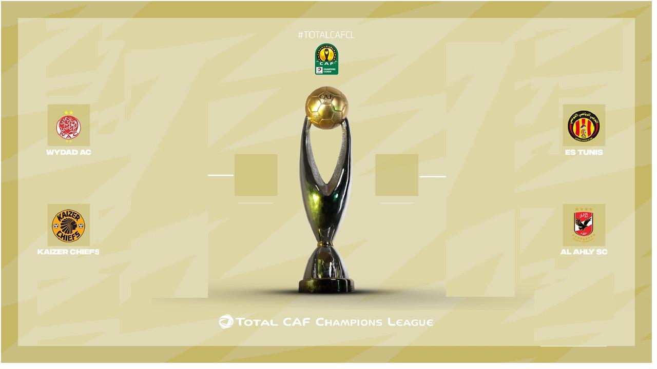 تشكيل الأسبوع في دوري أبطال أفريقيا وسيطرة أهلاوية