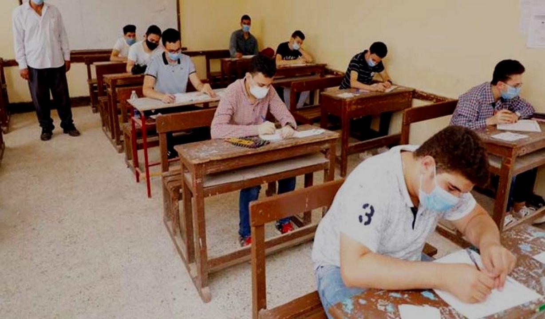 جدول امتحانات الثانوية العامة 2021 علمي وأدبي النهائي بالتفصيل