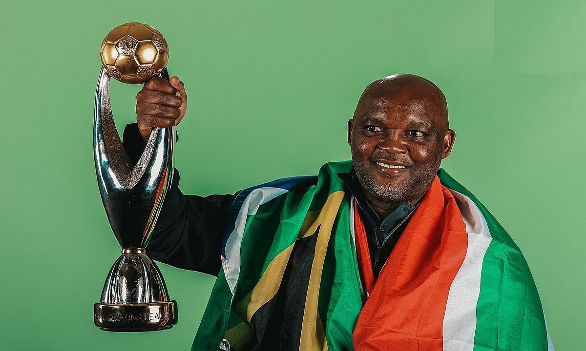 نهائي دوري أبطال أفريقيا.. تجربة موسيماني مع فريق كايزر تشيفز وأندية جنوب إفريقيا