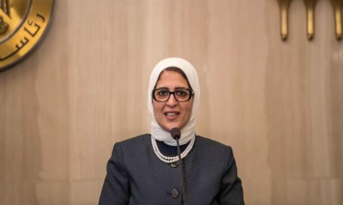 وزيرة الصحة تعلن موعد تصنيع لقاح كورونا المصرى الصينى