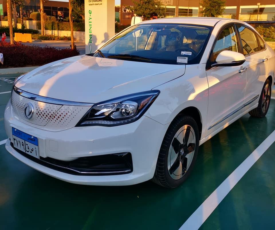 أول سيارة كهربائية في مصر.. ننشر السعر والمواصفات 2