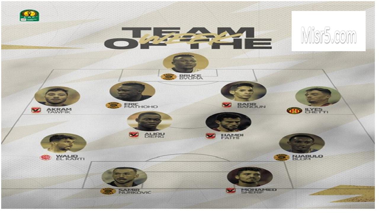دوري أبطال أفريقيا 2021