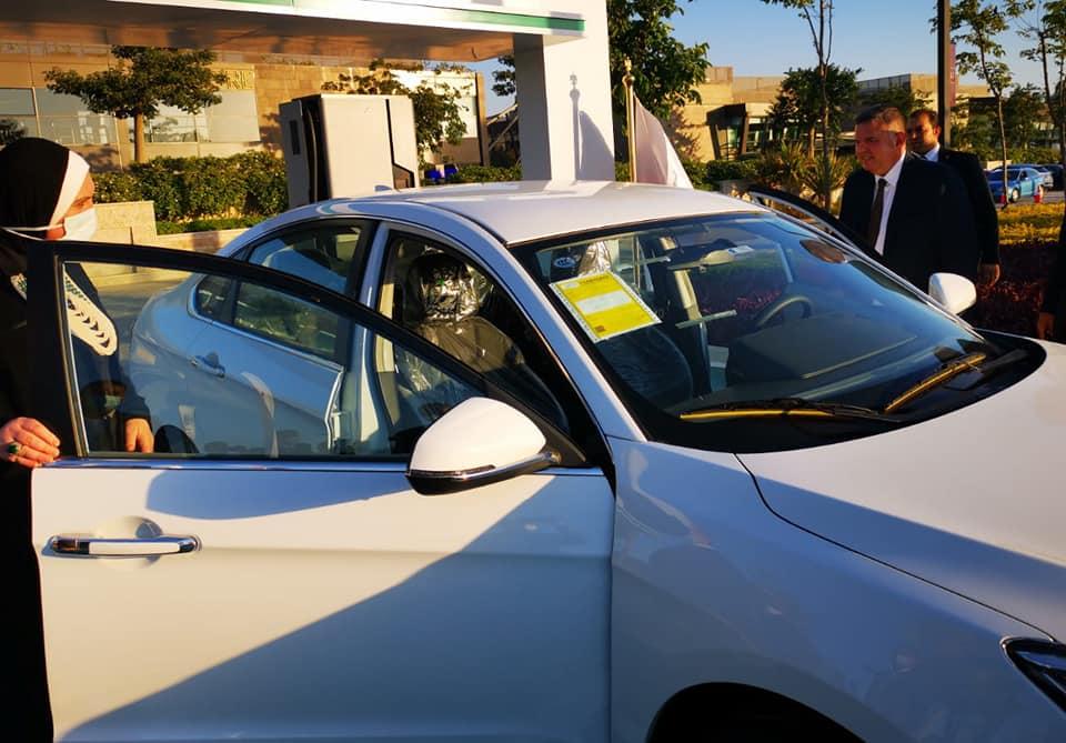 أول سيارة كهربائية في مصر.. ننشر السعر والمواصفات 4