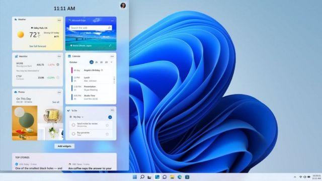 """عملاق التقنية """"مايكروسوفت"""" تطلق النسخة الأحدث من Windows 11 2"""