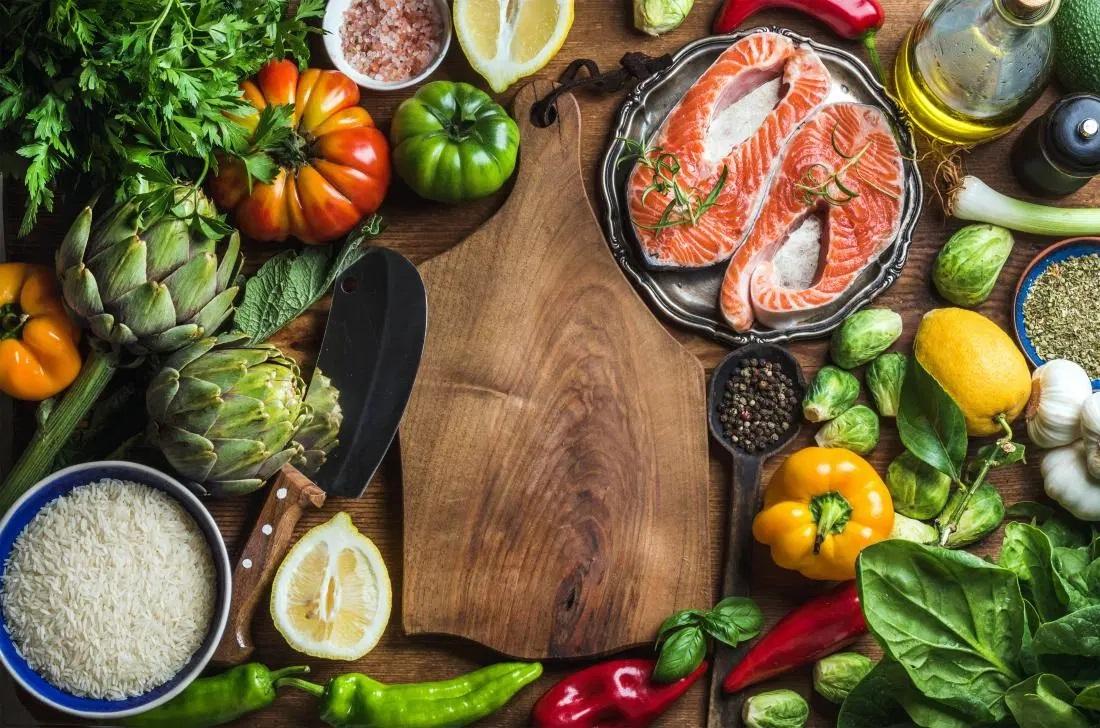 الأطعمة التي تساعد في الحد من التهاب المفاصل
