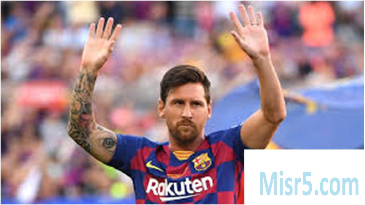 انتهاء عقد ميسي مع برشلونة لأول مرة منذ 2001 ووجهته الأقرب