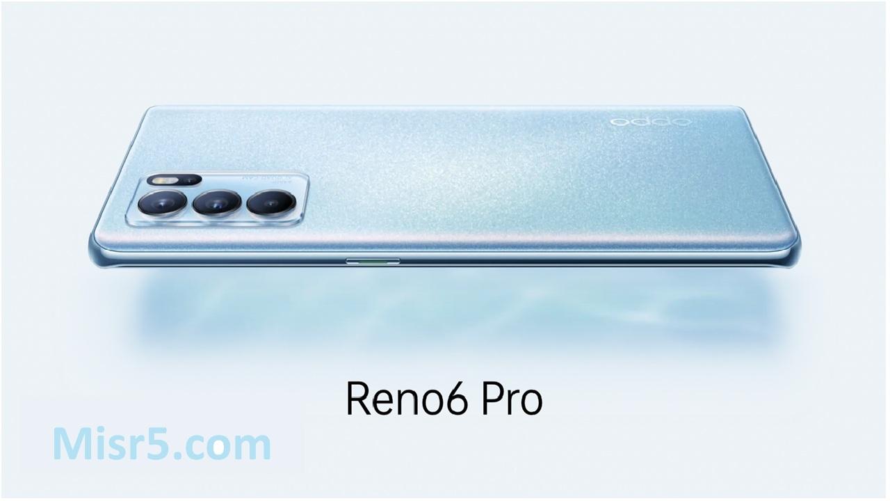 هاتف Oppo Reno 6 إليك مواصفات وسعر أحدث الهواتف من Oppo 2021
