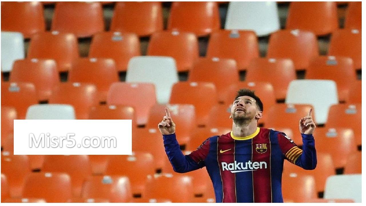 هل يرحل ميسي من برشلونة