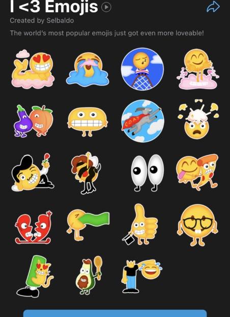 لأول مرة.. واتساب يعلن إطلاقة ميزته الجديدة I Love Emojis وإتاحتها لجميع البلدان وأنظمة التشغيل 2