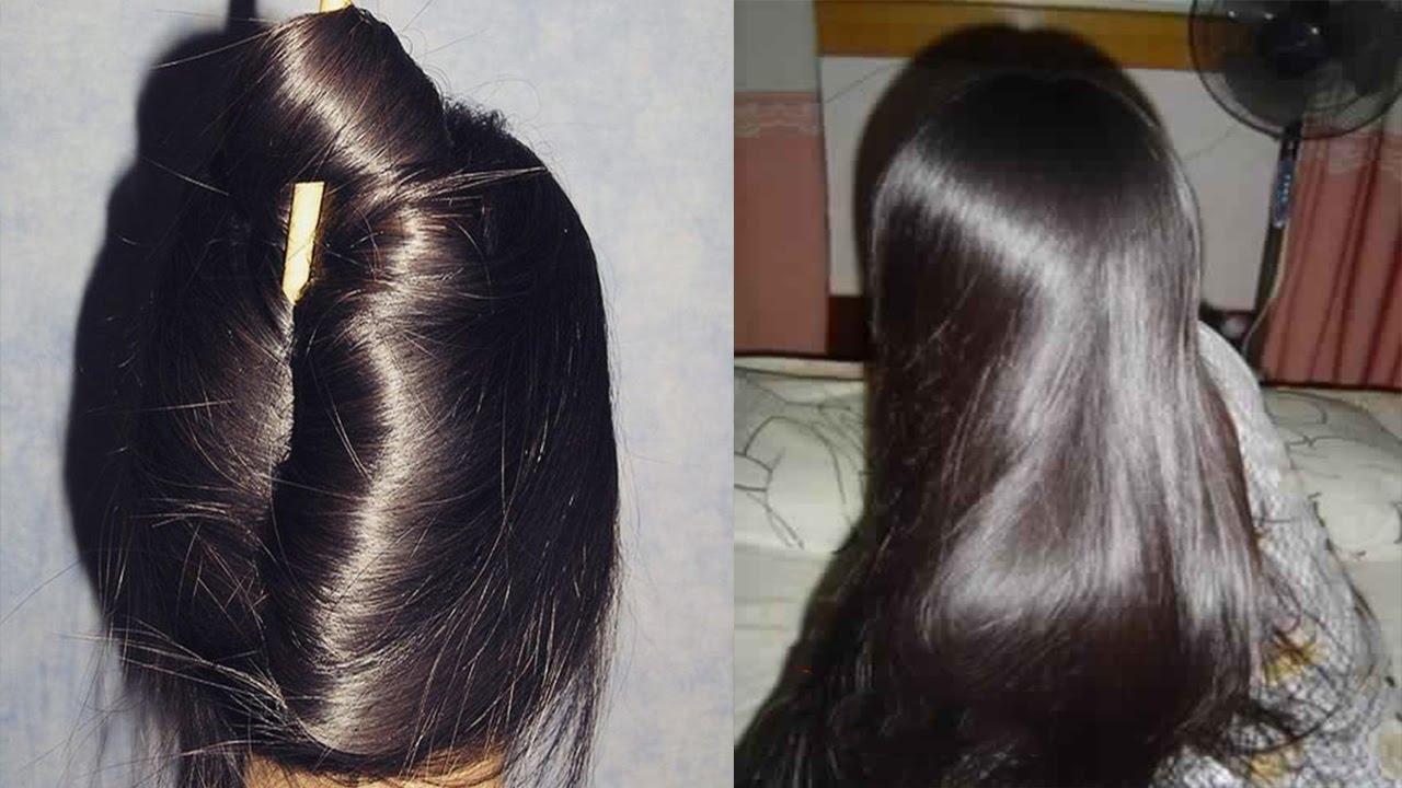 خلطة لترطيب الشعر في 10 دقائق فقط الخلطة مضمونة 100% ومجربة
