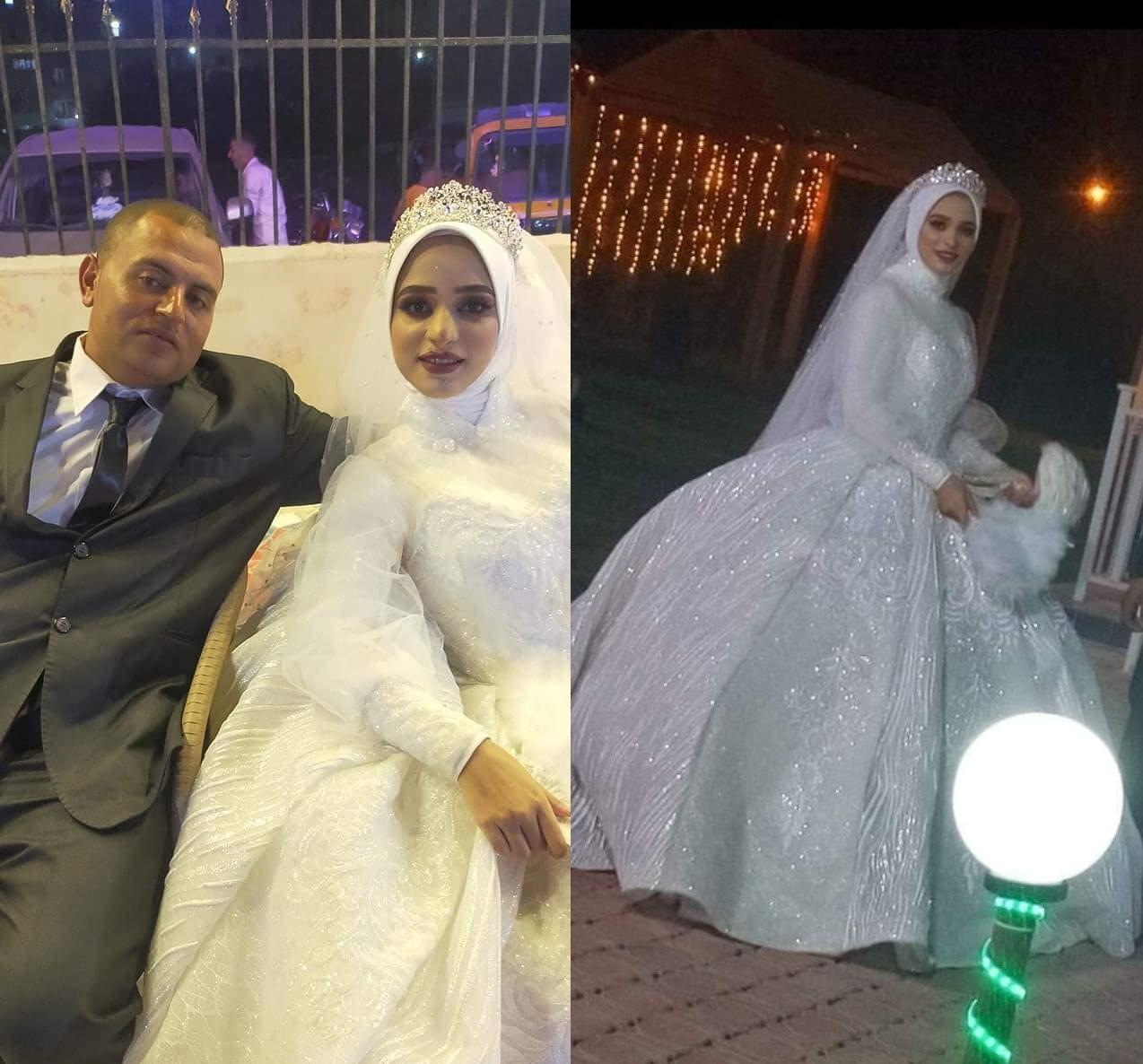 إسراء عروسة السماء.. وفاة عروسة بعد زفافها بساعة والفرح يتحول إلى جنازة والقرية تتشح بالسواد 1