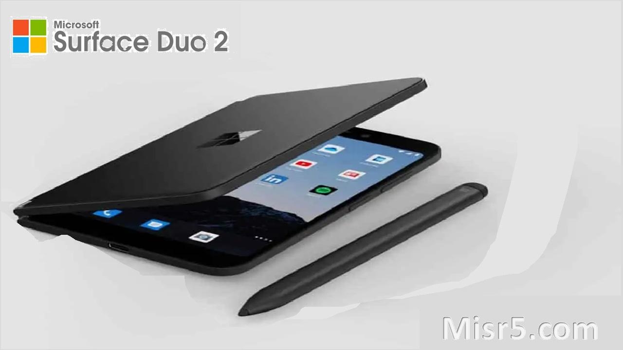 هاتف Microsoft Surface Duo 2 مواصفاته وسعره تعرف عليهما الآن