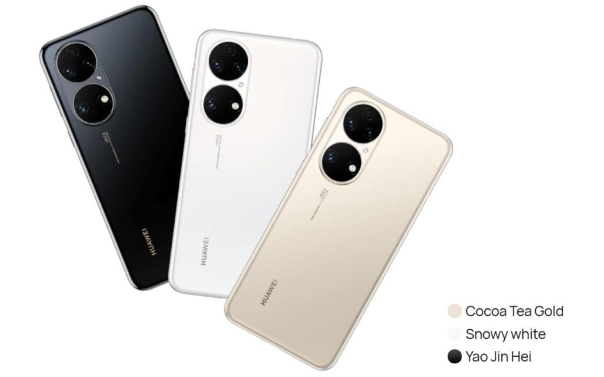 إطلاق هاتف Huawei P50 و Huawei P50 Pro بتصميم جديد وكاميرات رائدة
