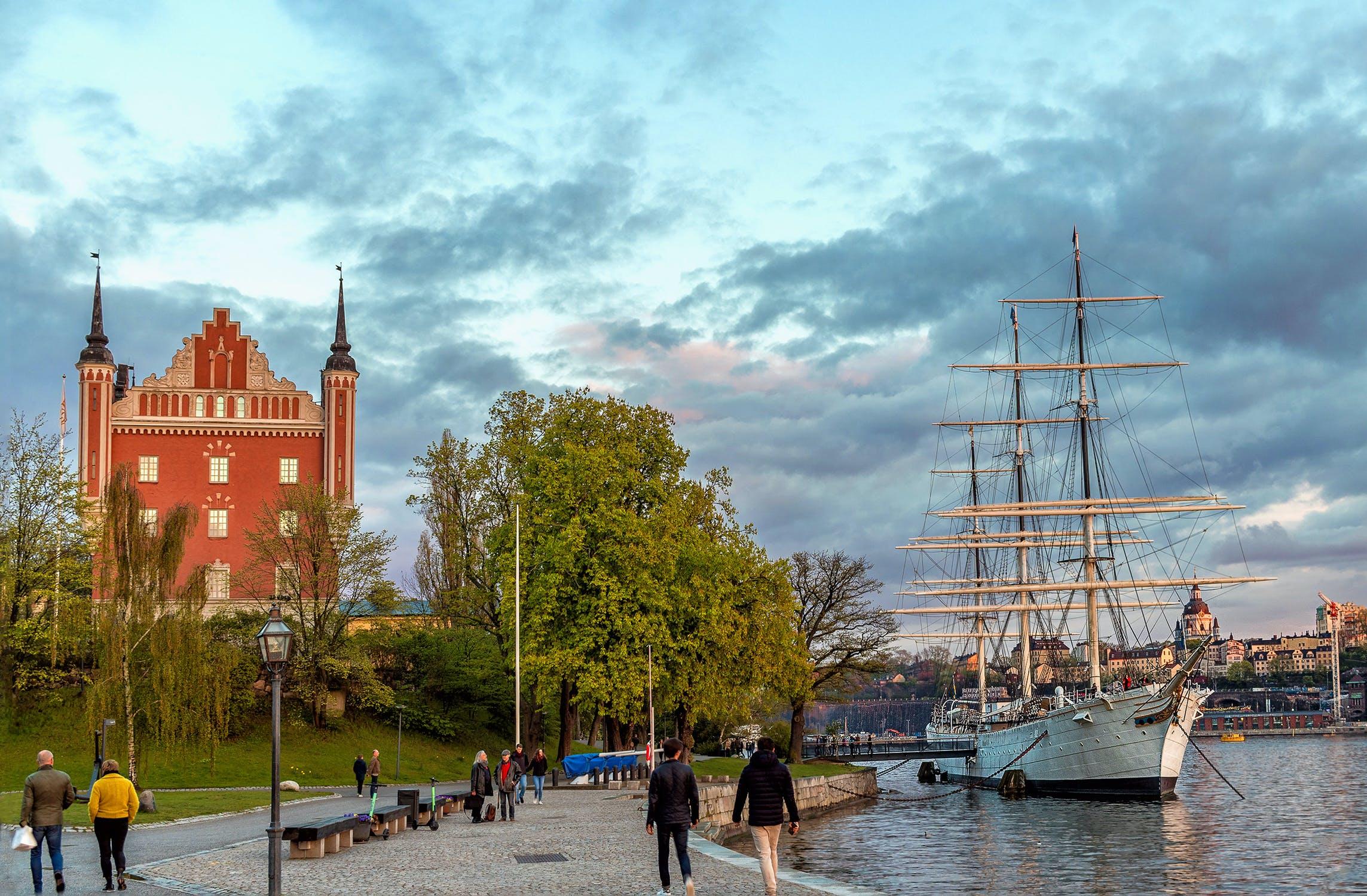 تعلم اللغة السويدية أونلاين مجانًا