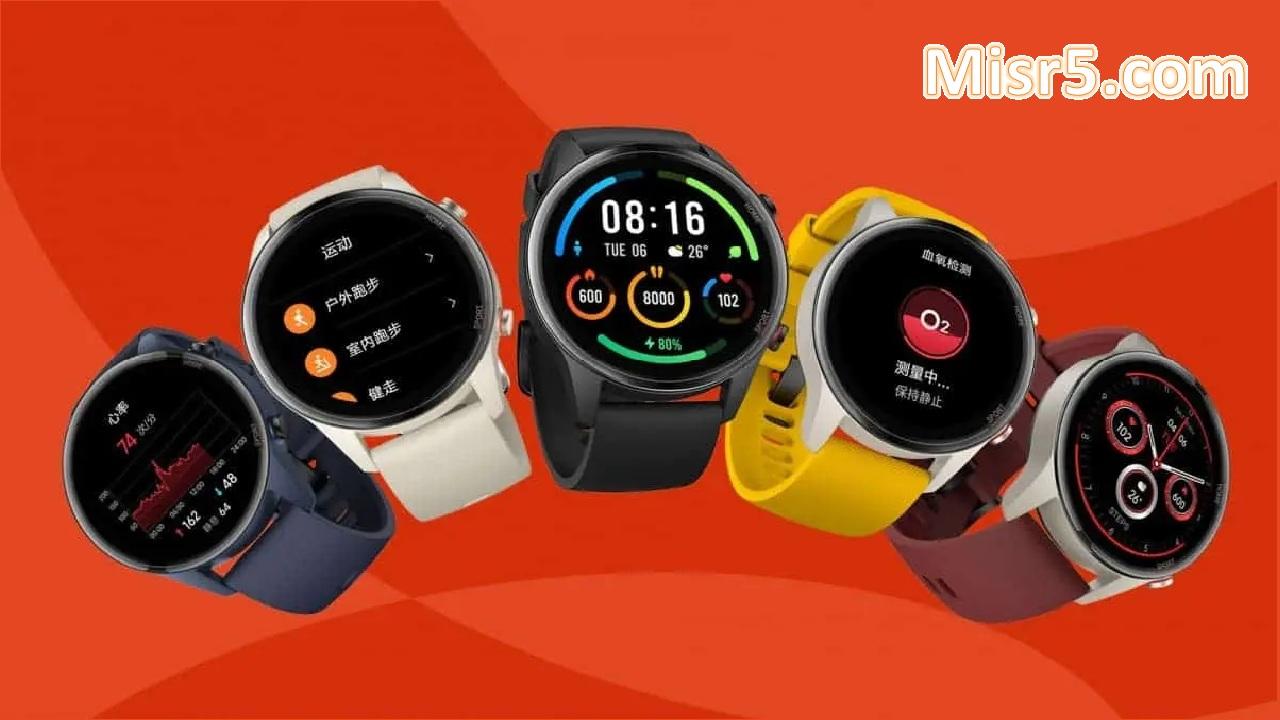ساعة Xiaomi Watch Color 2
