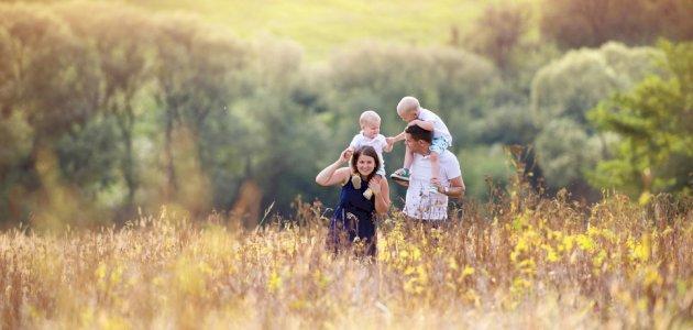كيفيه تحقيق السعادة الأسرية بين أفراد أسرتك - سر سعادة الأسرة 1
